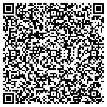 QR-код с контактной информацией организации Абвгдейка, ИП