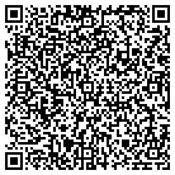 QR-код с контактной информацией организации Орион, Клуб, ИП