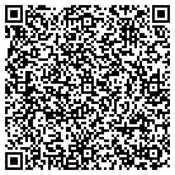 QR-код с контактной информацией организации Золотой ключик, ИП