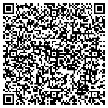 QR-код с контактной информацией организации Радость тела, ИП