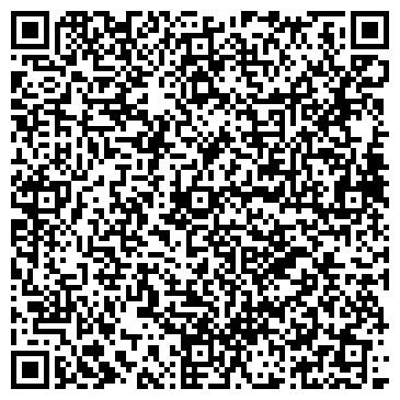 QR-код с контактной информацией организации JUNGLE детский образовательный центр