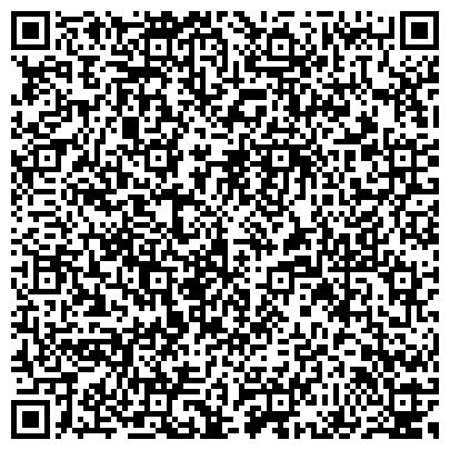 QR-код с контактной информацией организации Поликлиника №4 города Караганды, КГП