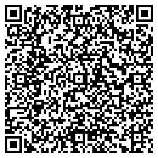QR-код с контактной информацией организации Подбор доноров яйцеклеток и сурмам, ИП