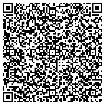 QR-код с контактной информацией организации Салон красоты Dibi center, ТОО