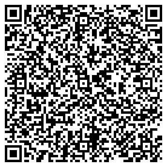 QR-код с контактной информацией организации ООО Голливуд