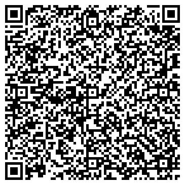 QR-код с контактной информацией организации Ветеринарная клиника Багира, ИП