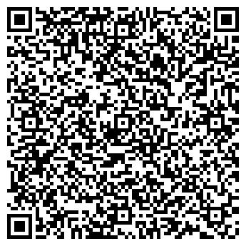 QR-код с контактной информацией организации Субъект предпринимательской деятельности ИП Метрохин Ю.А.