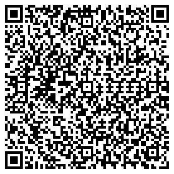 QR-код с контактной информацией организации Субъект предпринимательской деятельности ИП Попок А.Л.