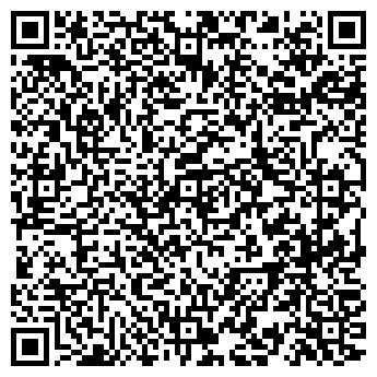 QR-код с контактной информацией организации компания Буд-оренда