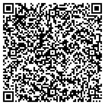 QR-код с контактной информацией организации ИП ГЛАЗУНОВ