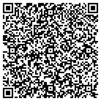QR-код с контактной информацией организации Wood - MASTER