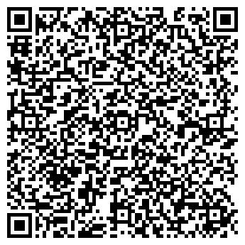 QR-код с контактной информацией организации Адельвейс, УП