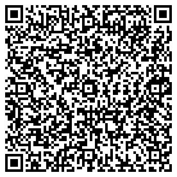 QR-код с контактной информацией организации Борисовский шпалопропиточный завод, ОАО