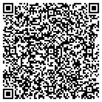 QR-код с контактной информацией организации Прометей, ЧУПП