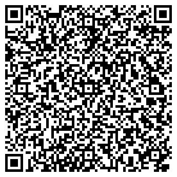 QR-код с контактной информацией организации Искусство дерева, ООО
