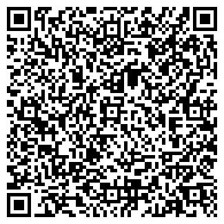 QR-код с контактной информацией организации ВУД ВОРЛД, ООО
