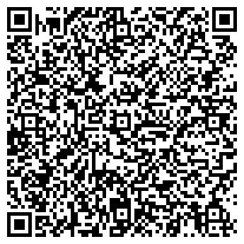 QR-код с контактной информацией организации Дер-вер, ООО