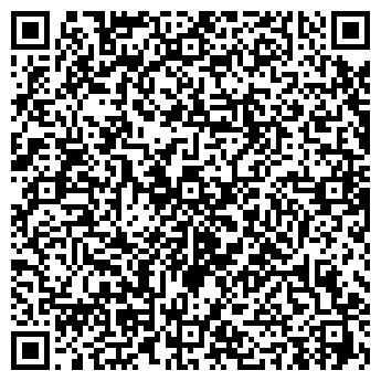 QR-код с контактной информацией организации Буратино, ЧП
