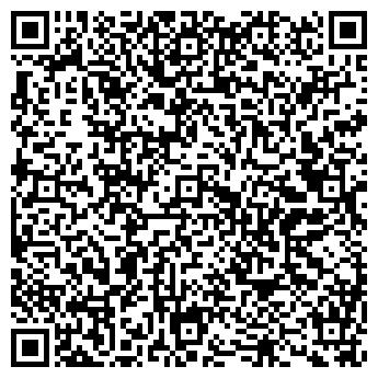 QR-код с контактной информацией организации Мазко, ФОП
