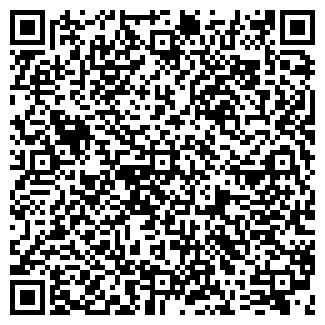 QR-код с контактной информацией организации Изба, СП
