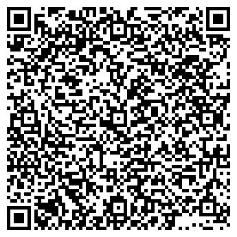 QR-код с контактной информацией организации Тополь+, ООО