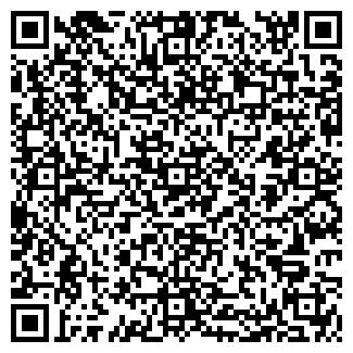 QR-код с контактной информацией организации Miras (Мирас), ИП