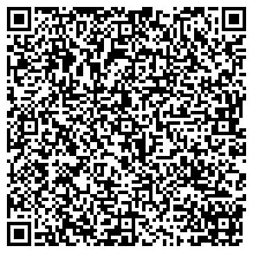 QR-код с контактной информацией организации Будрозвиток,ЧП