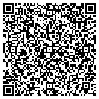 QR-код с контактной информацией организации IRON