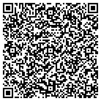 QR-код с контактной информацией организации ТД «Евросталь»