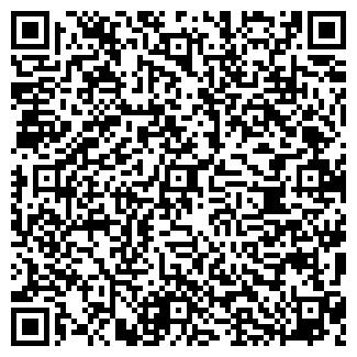QR-код с контактной информацией организации МИС Сервис