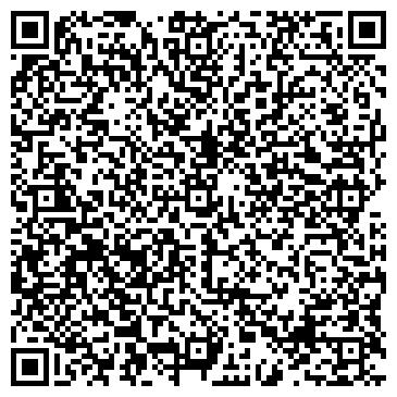QR-код с контактной информацией организации Объединение MetaLL-X