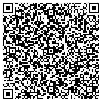 QR-код с контактной информацией организации Субъект предпринимательской деятельности ЧП Пономаренко