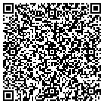 QR-код с контактной информацией организации Plastic-Design