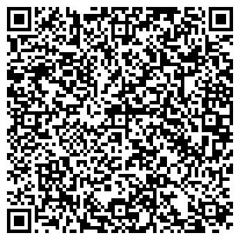 QR-код с контактной информацией организации ФЛП Калинин М. Ф.