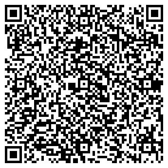 QR-код с контактной информацией организации Субъект предпринимательской деятельности Лесенка