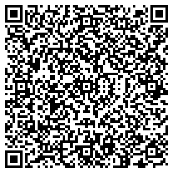 QR-код с контактной информацией организации iron style