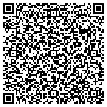 QR-код с контактной информацией организации Укрфаворит