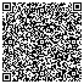 QR-код с контактной информацией организации ООО «Гефест и ко»
