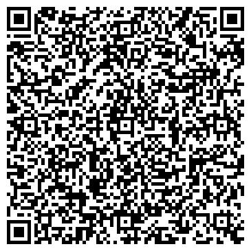 QR-код с контактной информацией организации Металлист, ПКП АО