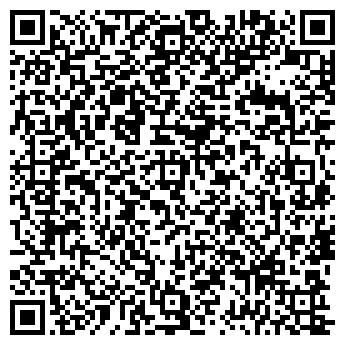 QR-код с контактной информацией организации Мекап, ООО