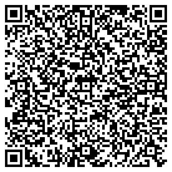 QR-код с контактной информацией организации Укрметком, ЧП