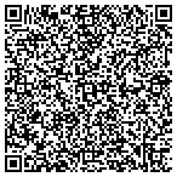 QR-код с контактной информацией организации Попова А.В., ИП