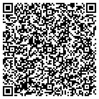 QR-код с контактной информацией организации БРК-Лизинг, АО