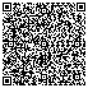 QR-код с контактной информацией организации Металлист, ИП