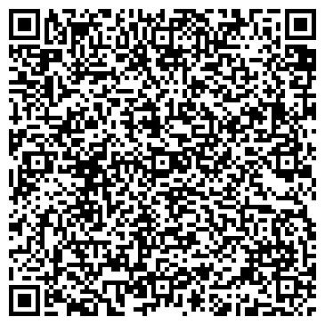 QR-код с контактной информацией организации Магазин Алюминий, ООО