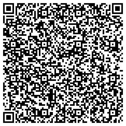 QR-код с контактной информацией организации Рекламное агентство PR-HOUSE (ПиаР ХАУС), ИП