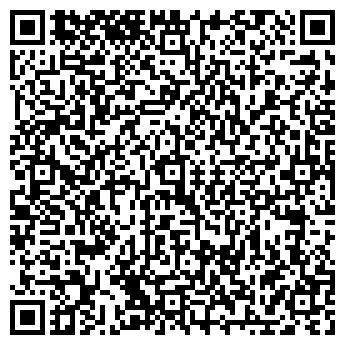 QR-код с контактной информацией организации ТОВ «TEASER»