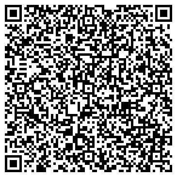 QR-код с контактной информацией организации Супермаркет Ягодка, ООО