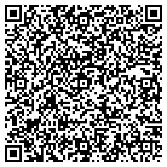 QR-код с контактной информацией организации АЛЕФ-PR, ООО