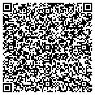 QR-код с контактной информацией организации Международная языковая школа Mortimer